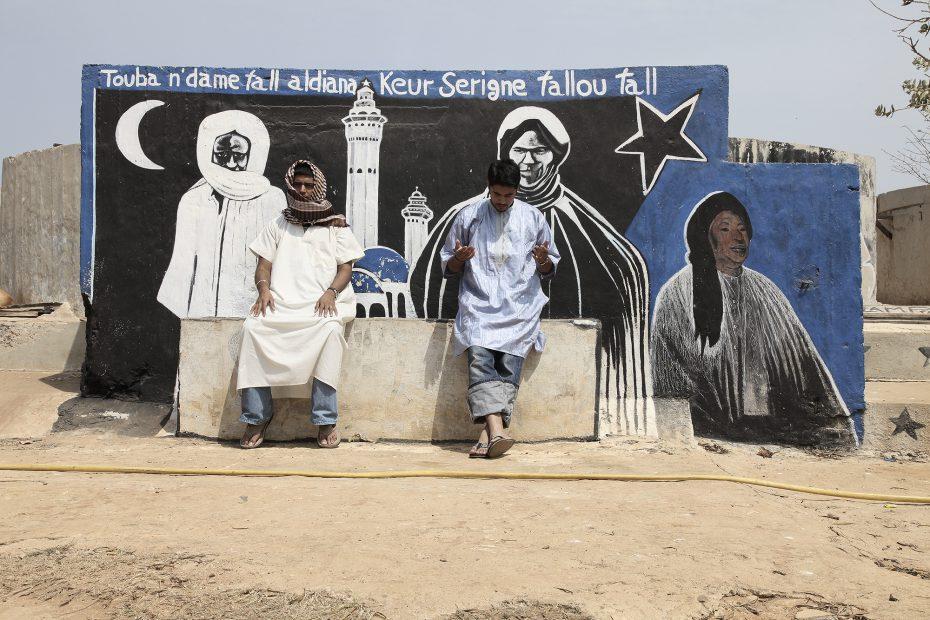 Hasan and Husain Essop<br>Three Imams, Dakar, Senegal, 2010