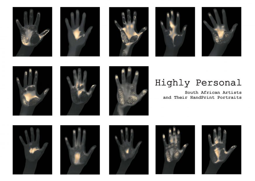 Highly Personal:<br>South African Artists and Their HandPrint Portraits
