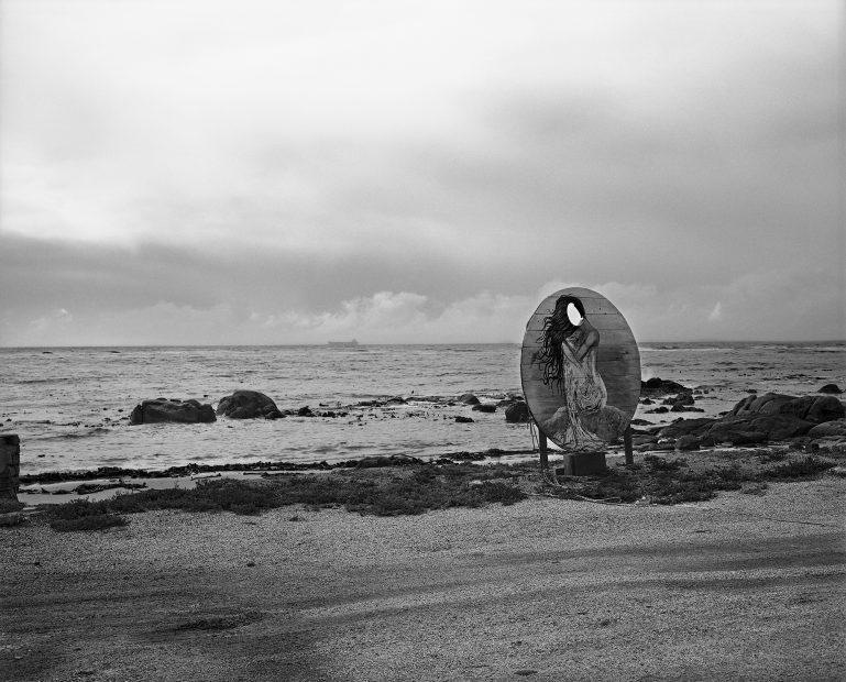 Jo Ractliffe<br>St Helena mermaid, 2018